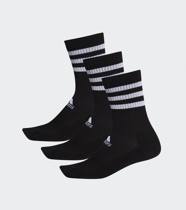 3 STRIPES CUSHION 3PACK SOCKS