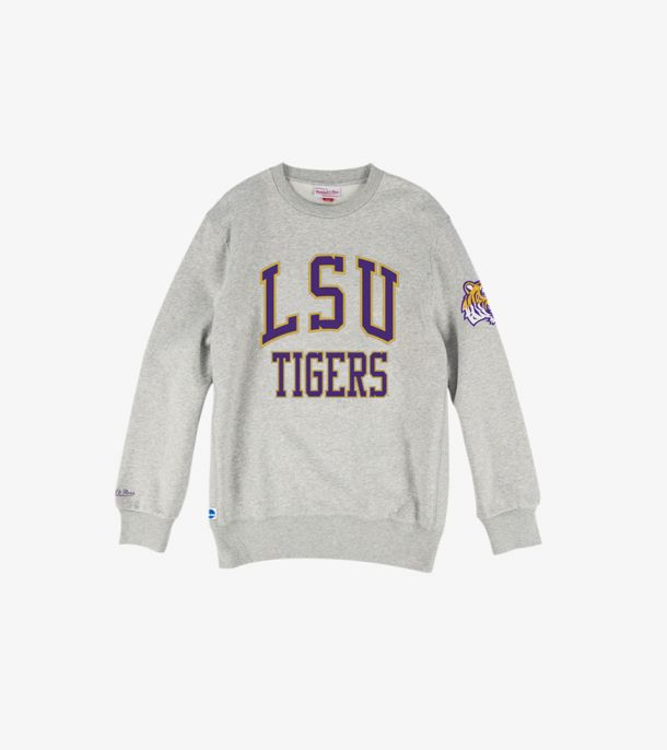 LOUISIANA STATE TIGERS CREW