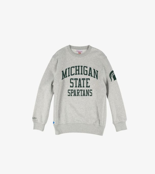MICHIGAN STATE SPARTANS CREW