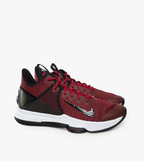 LEBRON WITNESS 4 GYM RED