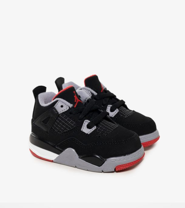 JORDAN 4 BRED TODDLER