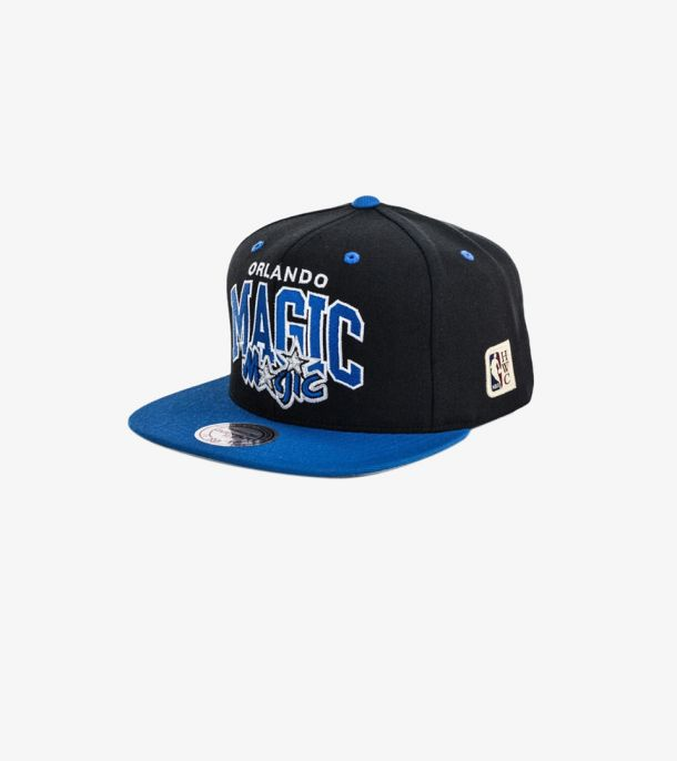 MAGIC TEAM ARCH 2 TONE SNAPBACK