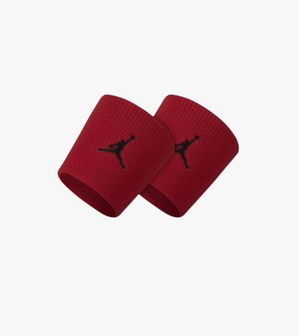 JORDAN WRISTBAND GYM RED