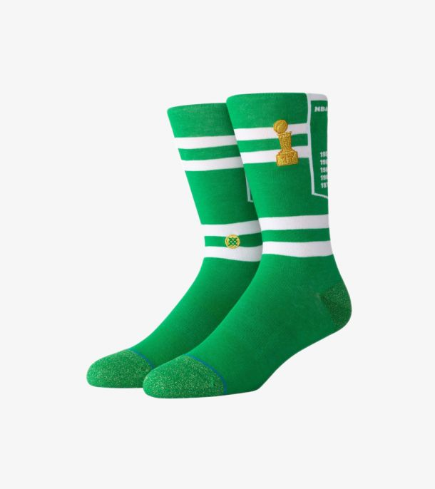 CELTICS BANNER SOCKS