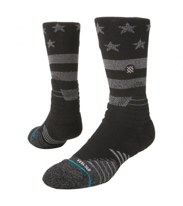 GENERAL SOCKS BLACK