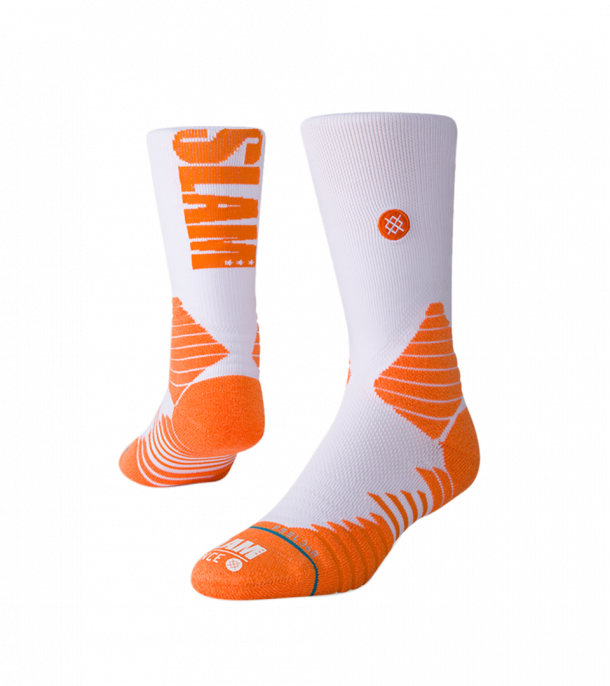 SLAM HOOPS CREW SOCKS