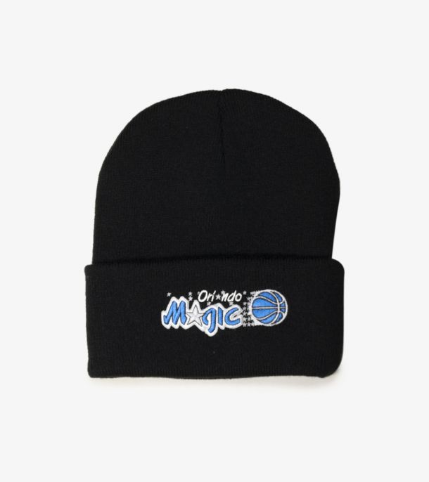 MAGIC TEAM LOGO CUFF KNIT