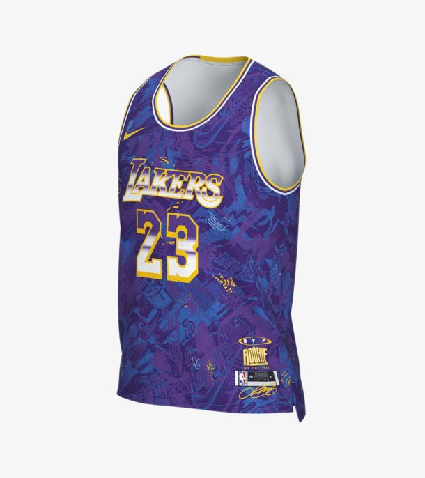 JAMES SELECT SERIES JERSEY