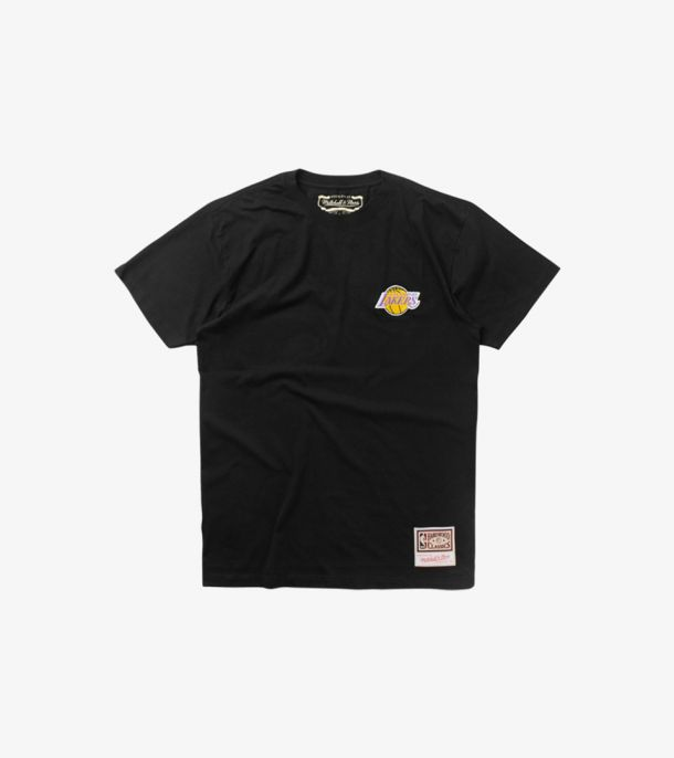 LAKERS EMBROIDERED TEE