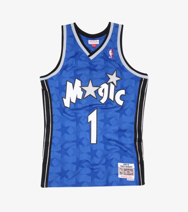MCGRADY 00/01 SWINGMAN JERSEY