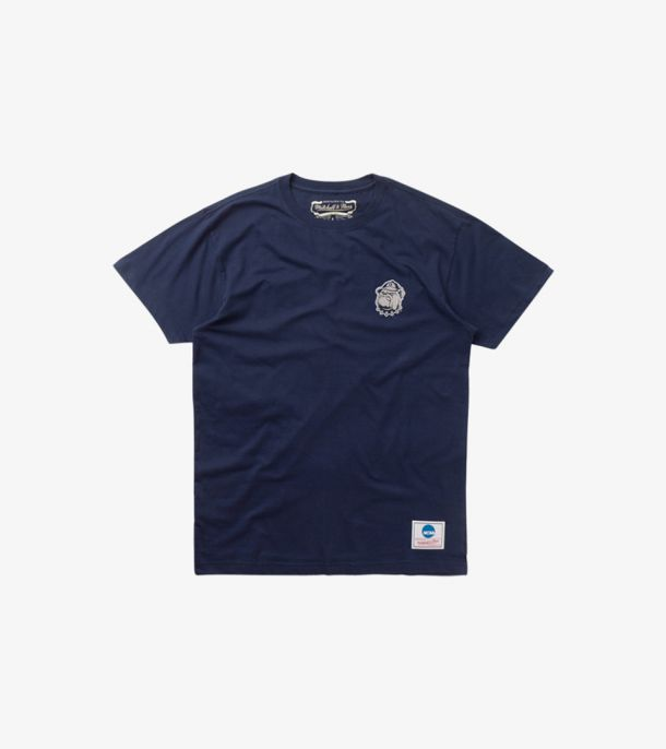 GEORGETOWN EMBROIDERED TEE
