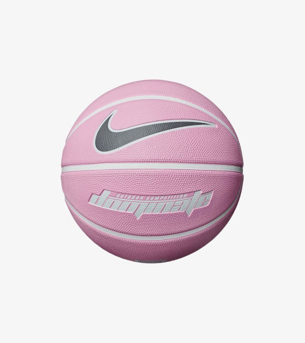 DOMINATE WOMEN BASKETBALL PINK