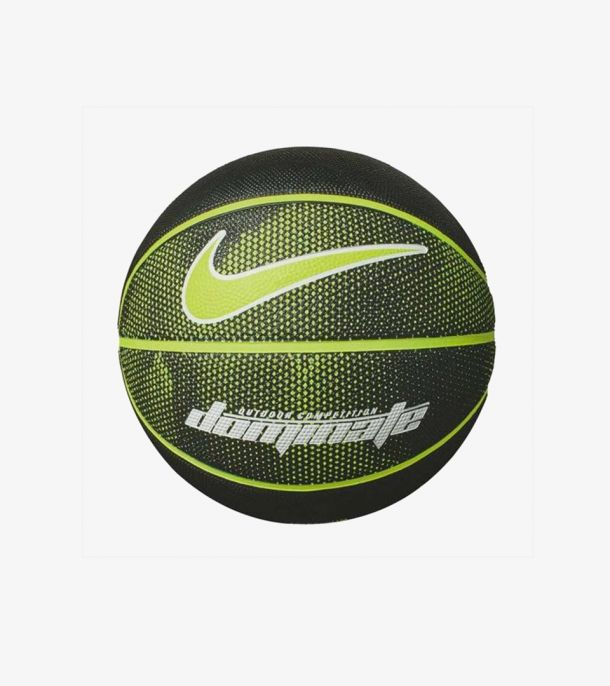 DOMINATE BASKETBALL BLACK VOLT