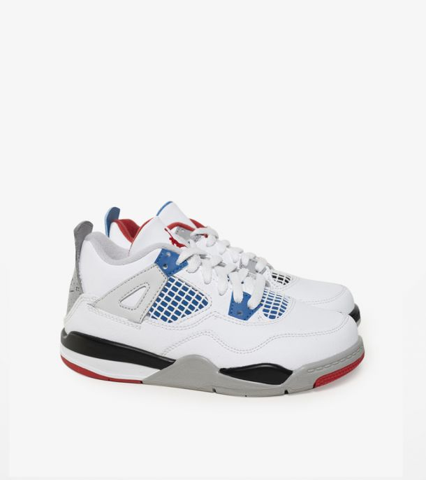 JORDAN 4 WHAT THE PS