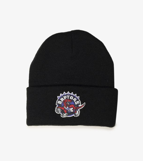 RAPTORS TEAM LOGO CUFF KNIT