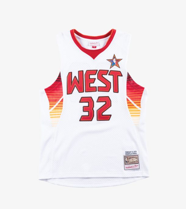 O'NEAL ALL STAR 2009 SWINGMAN JERSEY