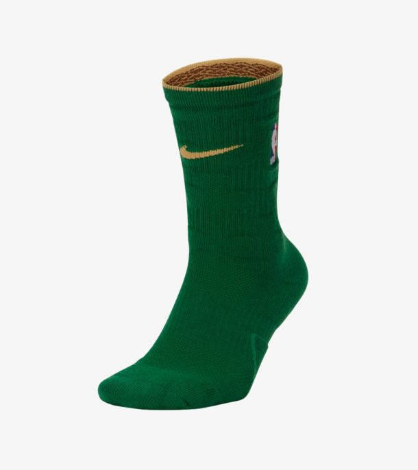 CELTICS ELITE CITY SOCKS