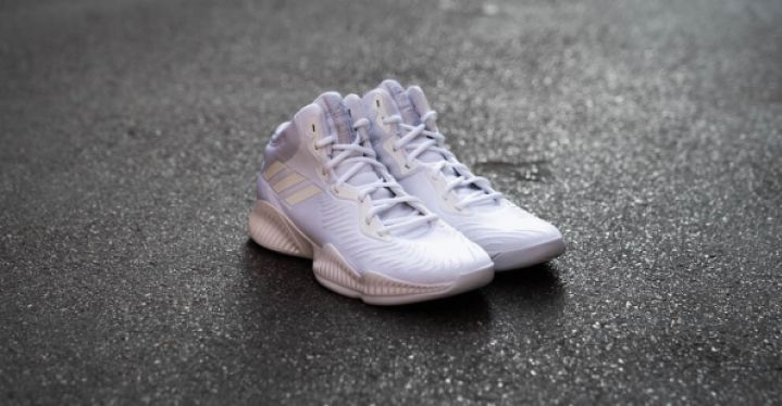 MAD BOUNCE 2018 TRIPLE WHITE | Adidas