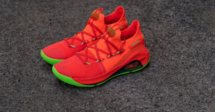free shipping dfe14 a14a3 CURRY 6 ROARACLE | Under Armour | 3020612-607 | Double Clutch