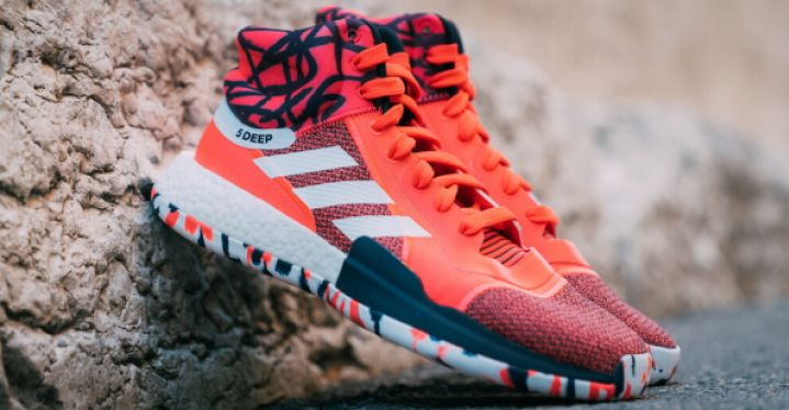 brand new a3083 9468a MARQUEE BOOST J WALL PE adidas G27737