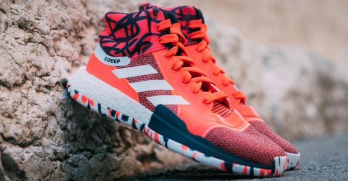 adidas Originals Marquee Boost Herren in rot G27737