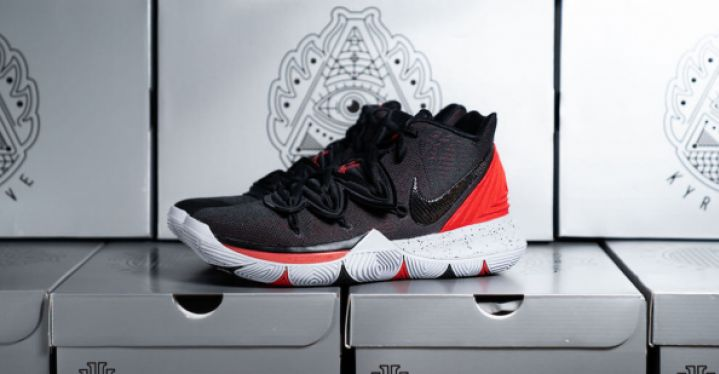 Nike Kyrie 5 Bred AO2918 600 Release Info |