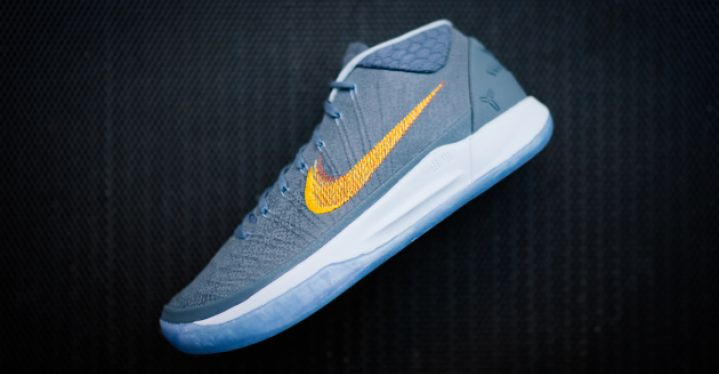 release date: c0dd2 11b98 KOBE AD MID GREY SNAKE   Nike   922482-005   Double Clutch