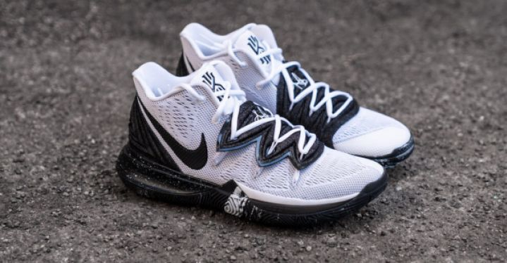 best authentic b1177 65833 about it. TURBOCHARGED RESPONSIVENESS. The Kyrie 5 ...