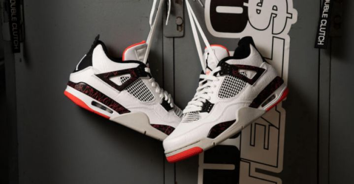 45bcace2d070 about it. hot lava. The Jordan 4 ...