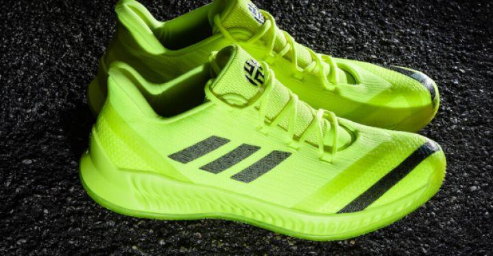 HARDEN B/E 2 SOLAR YELLOW | Adidas
