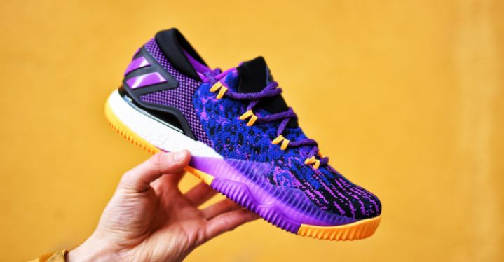 watch d2b20 597cc CRAZYLIGHT BOOST LOW 2016 PK SWAGGY P  Adidas  BB8175  Doubl