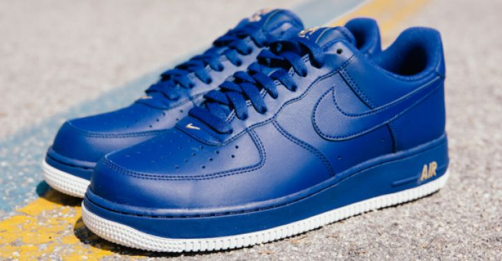 AIR FORCE 1 07 DEEP ROYAL BLUE | Nike | AA4083 402 | Double
