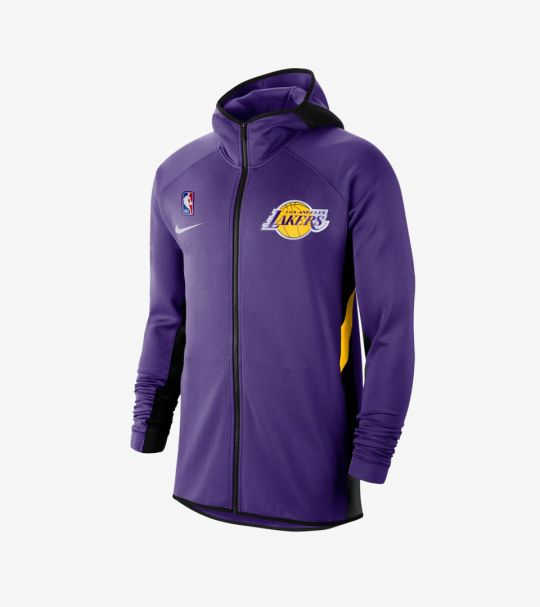 LAKERS THERMAFLEX SHOWTIME HOODIE