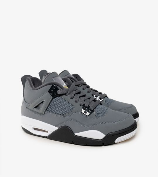 JORDAN 4 COOL GREY GS