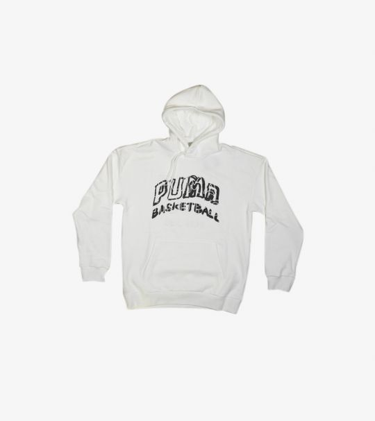 SINCE 73 HOODY WHITE