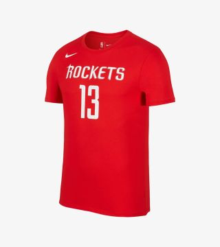 HARDEN NAME AND NUMBER TEE