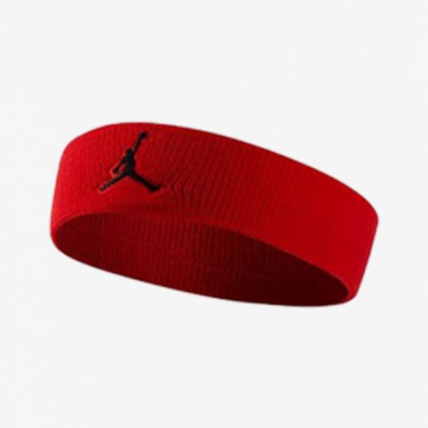 JORDAN HEADBAND GYM RED