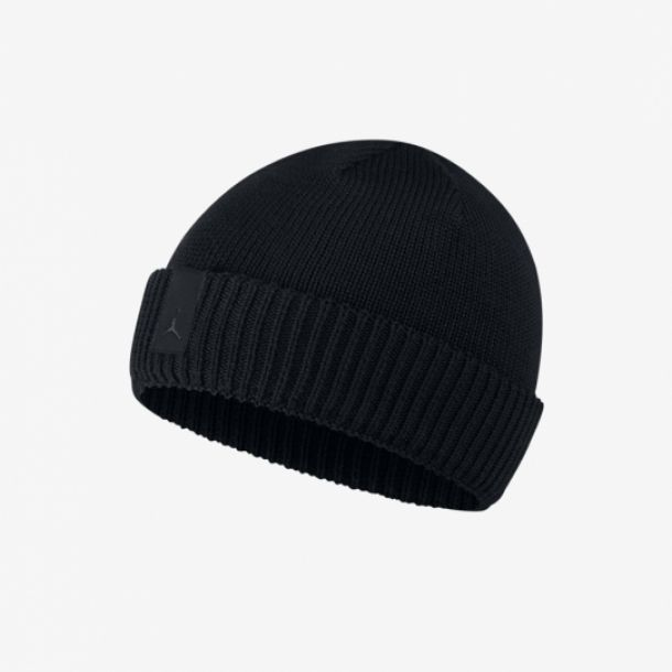 WATCH BEANIE BLACK