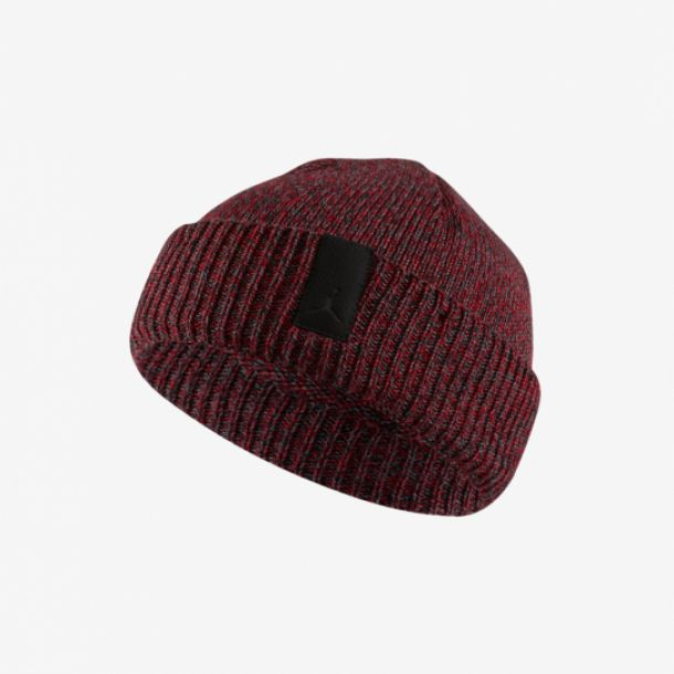 WATCH BEANIE RED