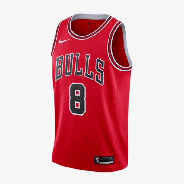 ZACH LAVINE ICON SWINGMAN JERSEY