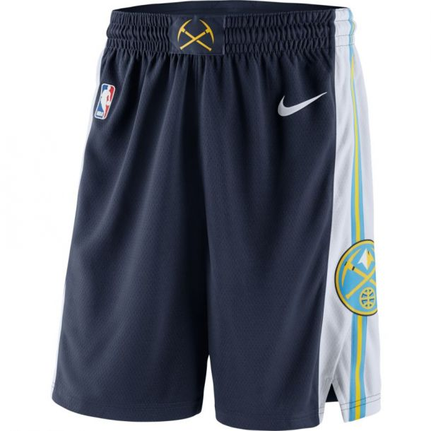 Nuggets Icon Swingman Short