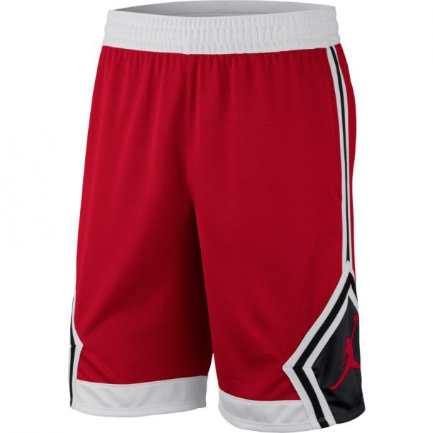 RISE DIAMOND SHORT GYM RED