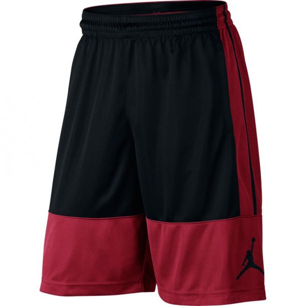 RISE SOLID SHORT GYM RED