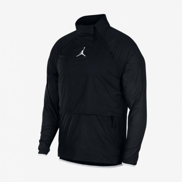 JORDAN 23 TECH LW JACKET BLACK