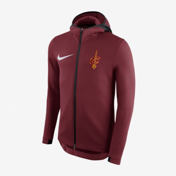 CAVS THERMAFLEX SHOWTIME HOODIE