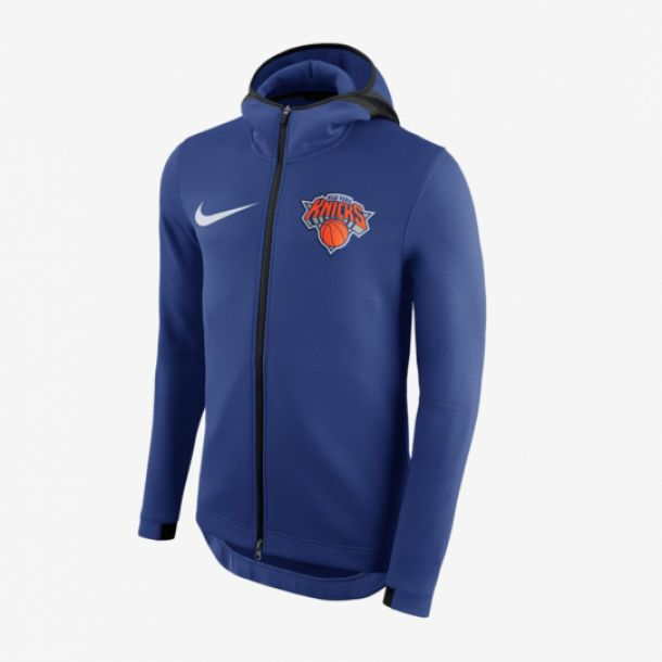 KNICKS THERMAFLEX SHOWTIME HOODIE