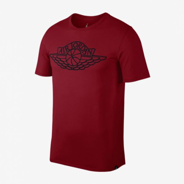 JSW BRAND TEE RED