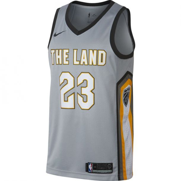 CAVALIERS CITY SWINGMAN JERSEY