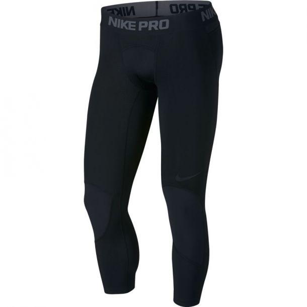NIKE PRO 3/4 TIGHT BLACK