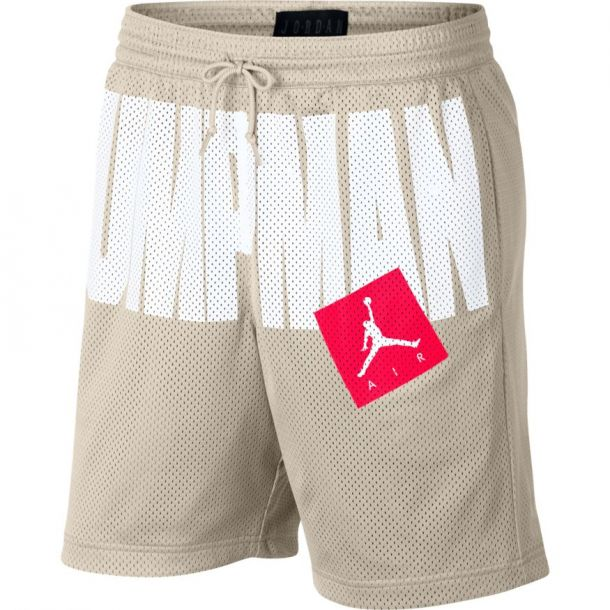 JUMPMAN AIR MESH SHORT SAND